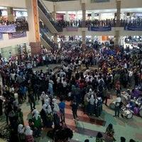 Photo taken at Palembang Square Mall by Rina A. on 5/21/2012