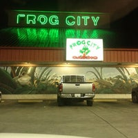 Photo taken at Frog City Travel Plaza by Shari R. on 5/4/2012