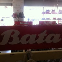 Photo taken at Bata by Shaxna on 6/27/2012