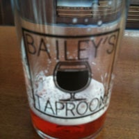Photo taken at Bailey's Taproom by KAM on 8/19/2012