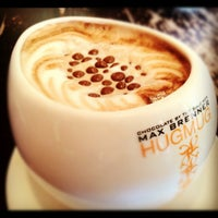 Photo taken at Max Brenner Chocolate Bar by tbxl . on 6/30/2012