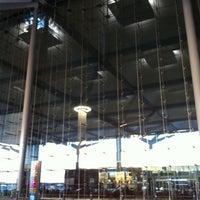 Photo taken at Terminal 3 by Dan San on 7/8/2012