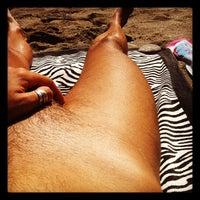 Photo taken at Playa De Benalnatura by Antonio R. on 8/23/2012