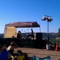 Photo taken at Twisted Oak Winery by Paul M. on 7/7/2012