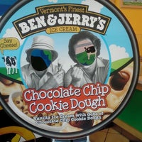 Photo taken at Ben & Jerry's by Rosalia G. on 4/10/2012