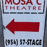 Photo taken at Mosaic Theatre by Richard C. on 6/14/2012