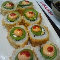 Photo taken at Samurai by Jennifer E. on 8/3/2012