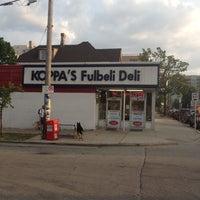 Photo taken at Koppa's Farwell Foods by DanK on 7/7/2012