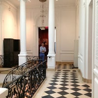 Photo taken at Neue Galerie by Nick G. on 7/22/2012