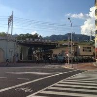Photo taken at Oji-koen Station (HK14) by Kuma on 8/17/2012