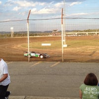 Photo taken at Portsmouth Raceway Park by Dave D. on 8/25/2012
