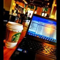 Photo taken at Starbucks by Brad on 7/20/2012