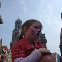 Photo taken at Stadhuisbrug by Nienke v. on 5/20/2012