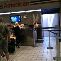 Photo taken at Gate C17 by Jeff K. on 7/1/2012