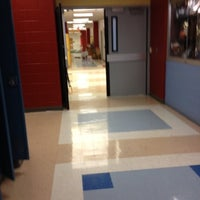 Photo taken at River Hill High School by Kerry on 8/7/2012