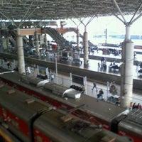 Photo taken at Estação Brás (CPTM) by Glauber R. on 6/9/2012