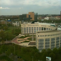 Photo taken at Novotel Brainpark by Sophie D. on 4/29/2012