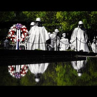 Photo taken at Korean War Veterans Memorial by Shaffer on 5/27/2012
