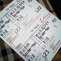 Photo taken at TGV Cinemas by Declan M. on 7/4/2012