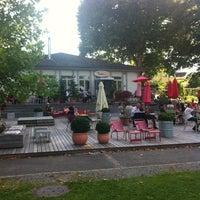Photo taken at Hotel Wunderbar by Jonas K. on 8/8/2012