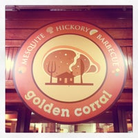 Photo taken at Golden Corral by Roamy F. on 8/18/2012