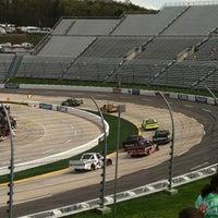 Photo taken at Martinsville Speedway by Shayne M. on 3/31/2012