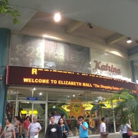 Photo taken at Elizabeth Mall by Matt H. on 3/19/2012