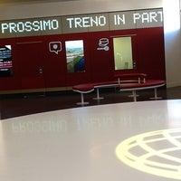 Photo taken at Casa Italo Firenze Santa Maria Novella by Aurelio B. on 5/11/2012