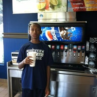 Photo taken at Taco Bell by Kathy H. on 4/15/2012