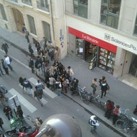 Photo taken at Sciences Po by Maxime H. on 3/13/2012