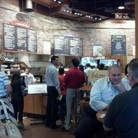 Photo taken at Paradise Bakery & Cafe by Blake J. on 7/12/2012