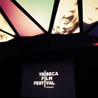Photo taken at Tribeca Performing Arts Center by Damien B. on 4/20/2012