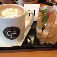 Photo taken at G-Style Cafe by Sam C. on 3/24/2012