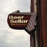 Photo taken at Beer Sellar by Dana L. on 8/5/2012