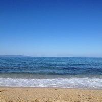 Photo taken at Totos Beach Bar by Kiki T. on 6/17/2012