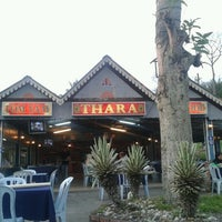 Photo taken at Thara Tom Yam Seafood by Mora E. on 7/7/2012