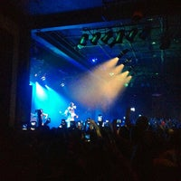 Photo taken at Commodore Ballroom by howeeee on 7/21/2012