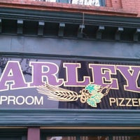 Photo taken at Barley's Taproom & Pizzeria by S P. on 3/12/2012