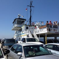 Photo taken at Southport Ferry Terminal by Randy R. on 8/26/2012