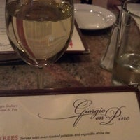 Photo taken at Giorgio on Pine by Madison W. on 7/12/2012