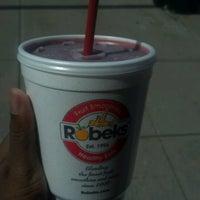 Photo taken at Robeks Fresh Juices & Smoothies by David P. on 8/21/2012