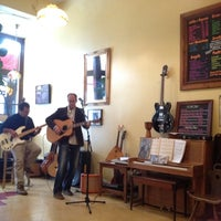 Photo taken at Flying Pig Bistro by Natalie B. on 8/23/2012
