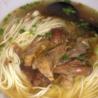 Photo taken at Crystal Jade Shanghai Delight by Rayckel E. on 2/16/2012