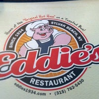 Photo taken at Eddie's Restaurant by Liz D. on 6/10/2012