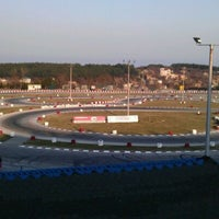 Photo taken at Varna Karting Track by Vladimir Z. on 3/23/2012