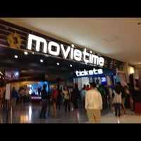 Photo taken at SM Megamall Cinemas by Chai N. on 8/8/2012
