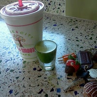 Photo taken at Tree City Juice & Smoothie Cafe by Rachel D. on 6/20/2012