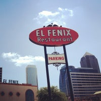 Photo taken at El Fenix Restaurant by Josh R. on 6/16/2012