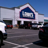 Photo taken at Lowe's Home Improvement by George F. on 3/27/2012