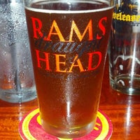 Photo taken at Rams Head Tavern by Bryant H. on 8/2/2012
